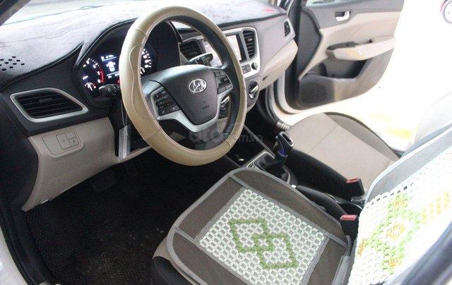 Bán ô tô Hyundai Accent 1.4AT đời 2018, màu trắng, 508tr6