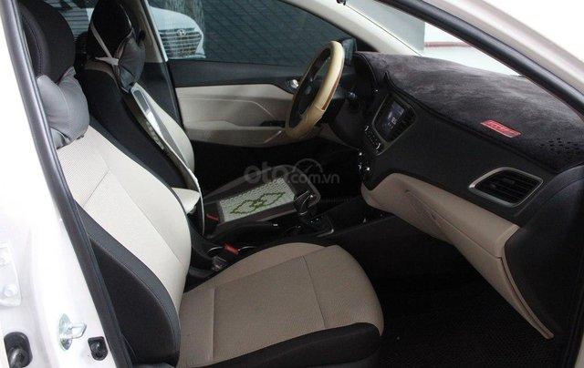 Bán ô tô Hyundai Accent 1.4AT đời 2018, màu trắng, 508tr5