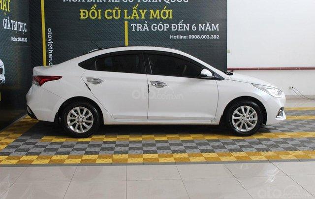 Bán ô tô Hyundai Accent 1.4AT đời 2018, màu trắng, 508tr4