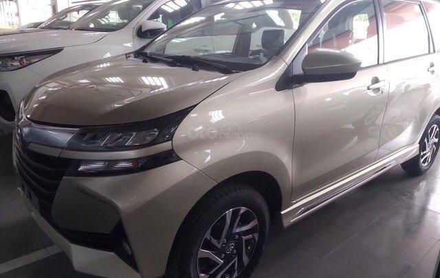 Toyota An Thành Fukushima bán nhanh chiếc xe Toyota Avanza 1.5G AT năm sản xuất 2019, màu vàng cát.0