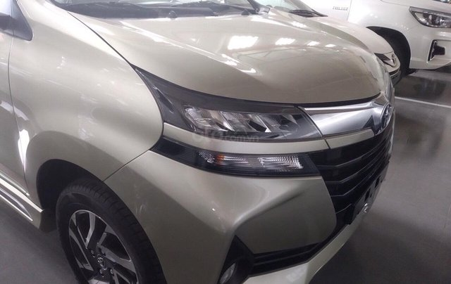 Toyota An Thành Fukushima bán nhanh chiếc xe Toyota Avanza 1.5G AT năm sản xuất 2019, màu vàng cát.2