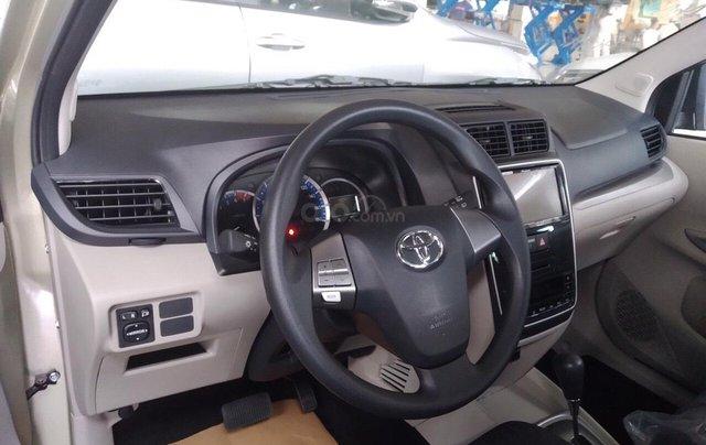 Toyota An Thành Fukushima bán nhanh chiếc xe Toyota Avanza 1.5G AT năm sản xuất 2019, màu vàng cát.3