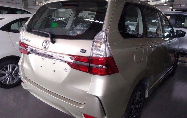 Toyota An Thành Fukushima bán nhanh chiếc xe Toyota Avanza 1.5G AT năm sản xuất 2019, màu vàng cát.4