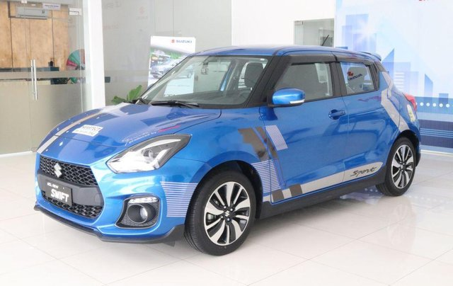 Bán xe Suzuki Swift GLX năm sản xuất 2019, xe nhập2