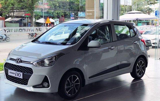 Bán Hyundai Grand i10 1.2AT sản xuất 2019, ưu đãi hấp dẫn4