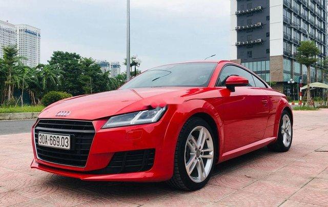 Bán ô tô Audi TT năm 2015, xe nhập, xe chính chủ gia đình sử dụng còn mới1
