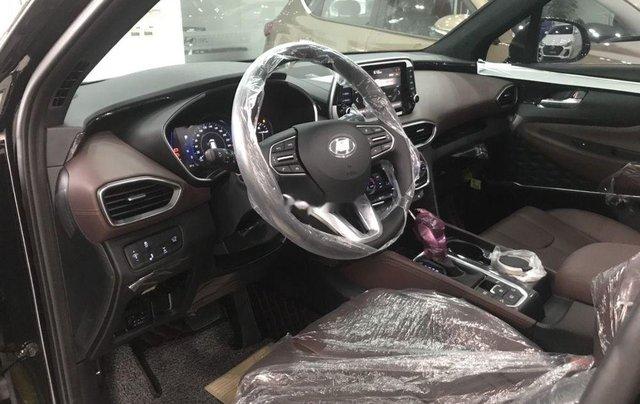 Cần bán xe Hyundai Santa Fe đời 2019, màu trắng4