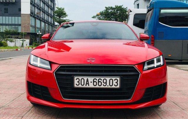 Bán ô tô Audi TT năm 2015, xe nhập, xe chính chủ gia đình sử dụng còn mới0