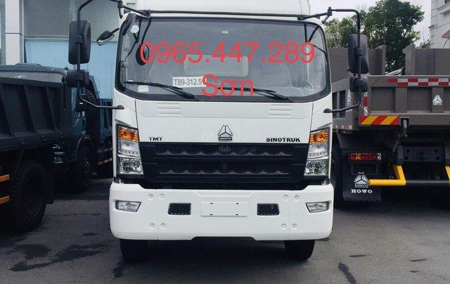 [Xe Howo 7,5 tấn] Xe tải Howo 7,5 tấn thùng dài 6m2. Hotline 0965.447.289 Sơn0