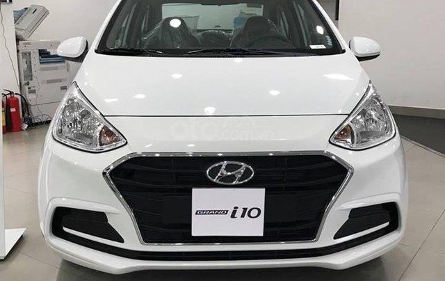 Hyundai I10 Hatchback 2019, giảm 50 triệu TM và PK, giao ngay, đủ màu, trả trước chỉ từ 90 triệu1