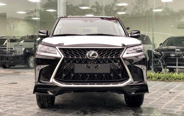 Bán Lexus LX 570S Super Sport 7 chỗ Trung Đông sản xuất 2020, LH Ms. Ngọc Vy giao ngay, giá tốt0