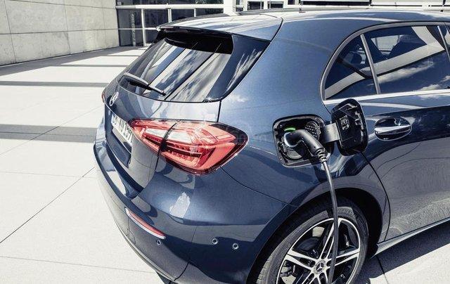 Mercedes-Benz ra mắt phiên bản hybrid cho dòng A-Class và B-Class5