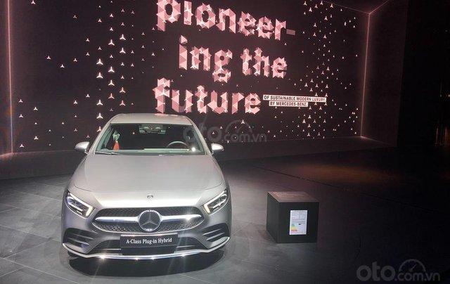 Mercedes-Benz ra mắt phiên bản hybrid cho dòng A-Class và B-Class21