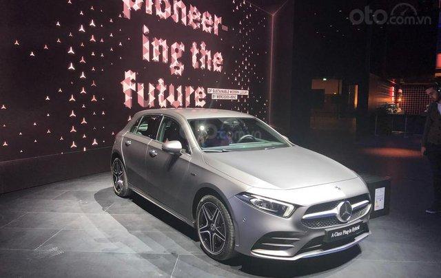 Mercedes-Benz ra mắt phiên bản hybrid cho dòng A-Class và B-Class20