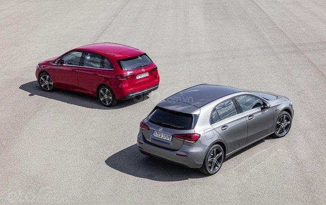 Mercedes-Benz ra mắt phiên bản hybrid cho dòng A-Class và B-Class18