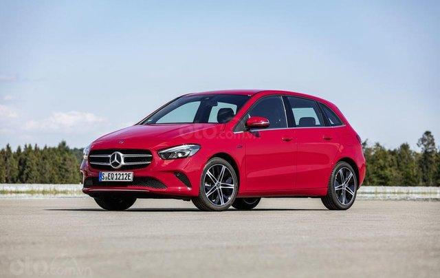 Mercedes-Benz ra mắt phiên bản hybrid cho dòng A-Class và B-Class17