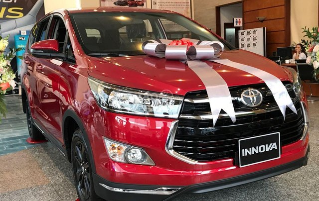 Doanh số bán hàng xe Toyota Innova tháng 9/201911