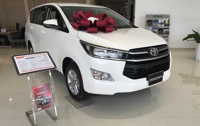 Doanh số bán hàng xe Toyota Innova tháng 9/201913