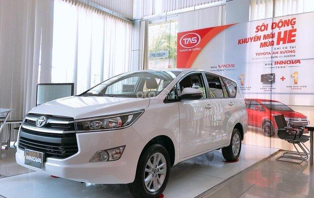 Doanh số bán hàng xe Toyota Innova tháng 9/20190
