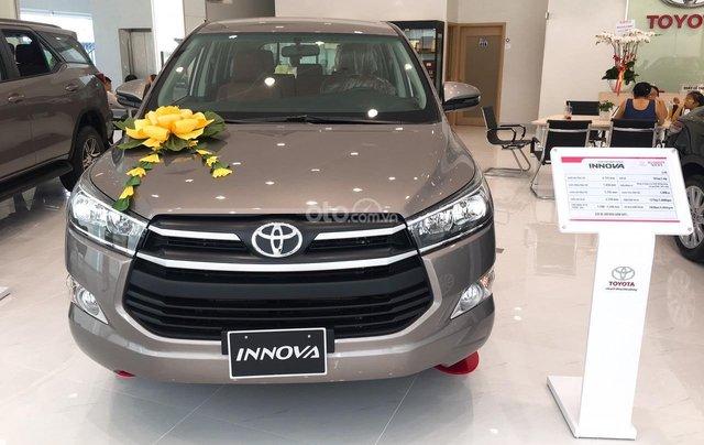 Doanh số bán hàng xe Toyota Innova tháng 9/20191
