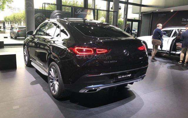 Mercedes-Benz GLE Coupe 2020 - đối thủ của BMW X6 ra mắt tại sự kiện Frankfurt 20194