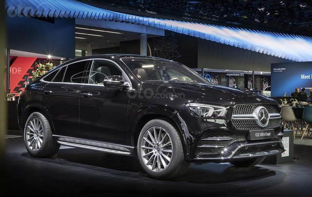Mercedes-Benz GLE Coupe 2020 - đối thủ của BMW X6 ra mắt tại sự kiện Frankfurt 201913