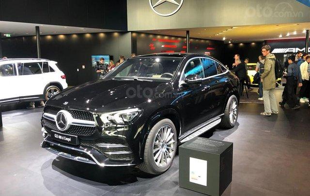 Mercedes-Benz GLE Coupe 2020 - đối thủ của BMW X6 ra mắt tại sự kiện Frankfurt 20196