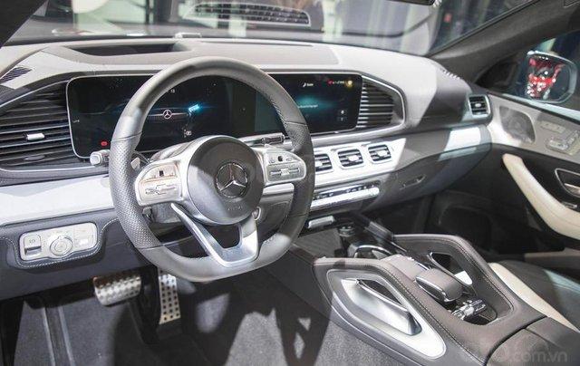 Mercedes-Benz GLE Coupe 2020 - đối thủ của BMW X6 ra mắt tại sự kiện Frankfurt 20199