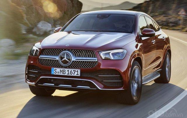 Mercedes-Benz GLE Coupe 2020 - đối thủ của BMW X6 ra mắt tại sự kiện Frankfurt 201914