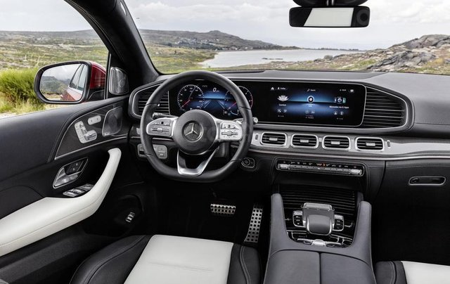 Mercedes-Benz GLE Coupe 2020 - đối thủ của BMW X6 ra mắt tại sự kiện Frankfurt 201921