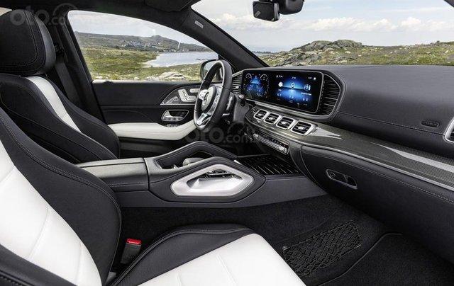 Mercedes-Benz GLE Coupe 2020 - đối thủ của BMW X6 ra mắt tại sự kiện Frankfurt 201920