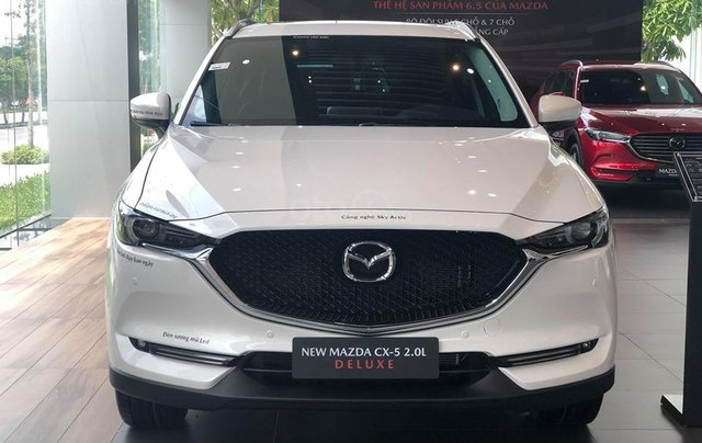 Mazda CX5 IPM 2019 thế hệ 6.5 + ưu đãi khủng + hỗ trợ trả góp 90%0