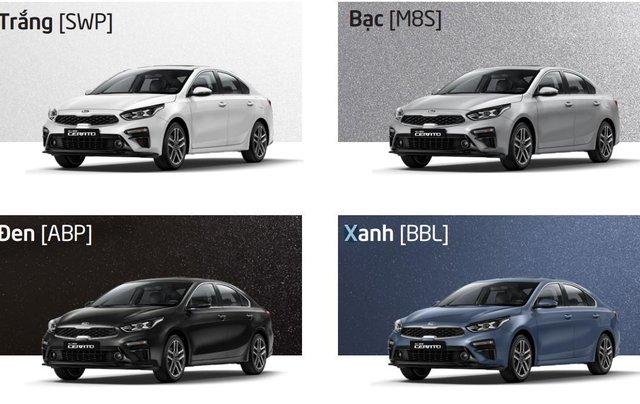 Doanh số bán hàng xe Kia Cerato tháng 6/2021 14