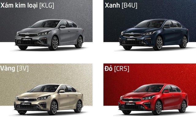 Doanh số bán hàng xe Kia Cerato tháng 6/2021 15