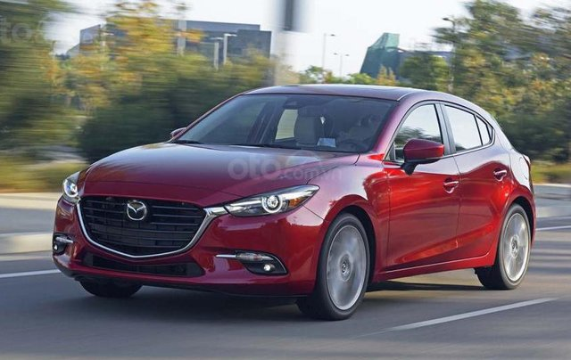 Doanh số bán hàng xe Mazda 3 tháng 10/20190