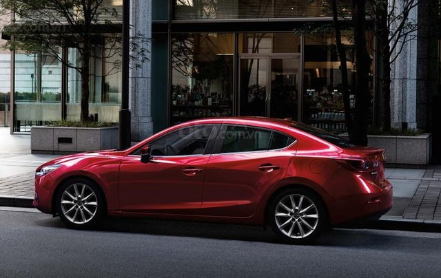 Doanh số bán hàng xe Mazda 3 tháng 10/20194