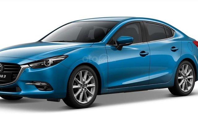Doanh số bán hàng xe Mazda 3 tháng 10/201918