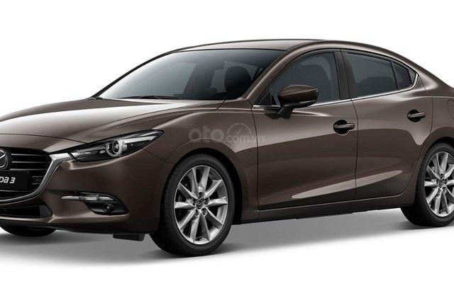 Doanh số bán hàng xe Mazda 3 tháng 10/201920