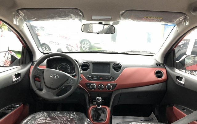 Doanh số bán hàng xe Hyundai Grand i10 tháng 1/20205