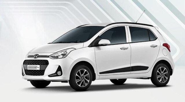 Doanh số bán hàng xe Hyundai Grand i10 tháng 1/202010