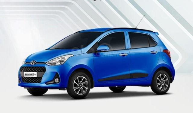 Doanh số bán hàng xe Hyundai Grand i10 tháng 1/202014