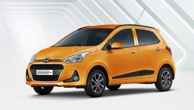 Doanh số bán hàng xe Hyundai Grand i10 tháng 1/202011