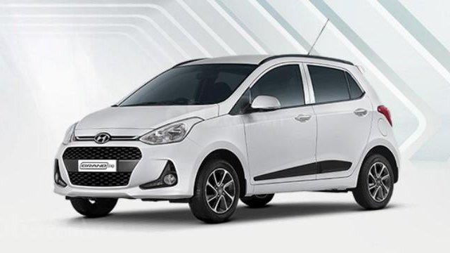 Doanh số bán hàng xe Hyundai Grand i10 tháng 1/202013