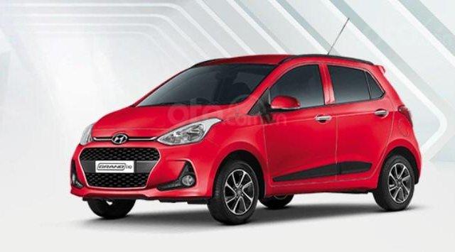 Doanh số bán hàng xe Hyundai Grand i10 tháng 1/202012