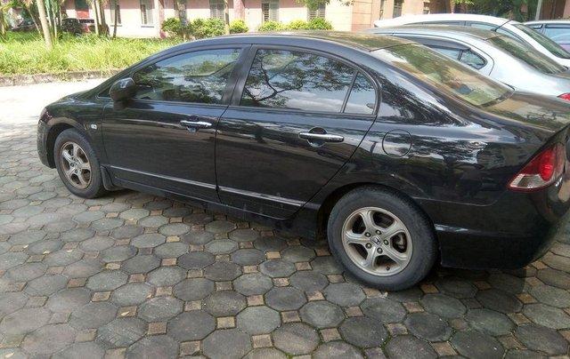 Bán Honda Civic sản xuất 2009, màu đen1