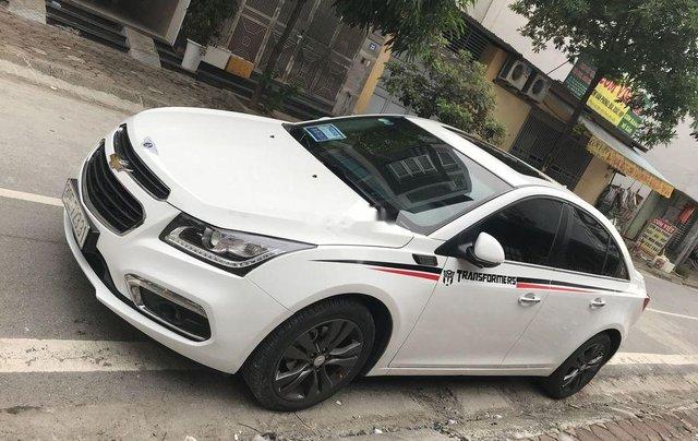 Bán Chevrolet Cruze năm sản xuất 2017, màu trắng chính chủ2