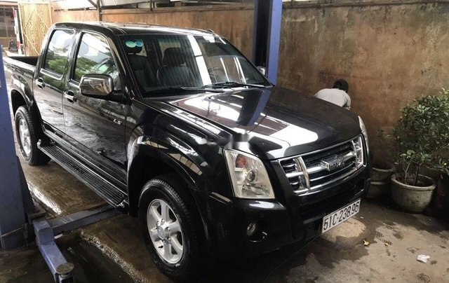 Bán xe Isuzu Dmax sản xuất 2008, nhập khẩu, xe gia đình sử dụng còn mới, giá mềm0