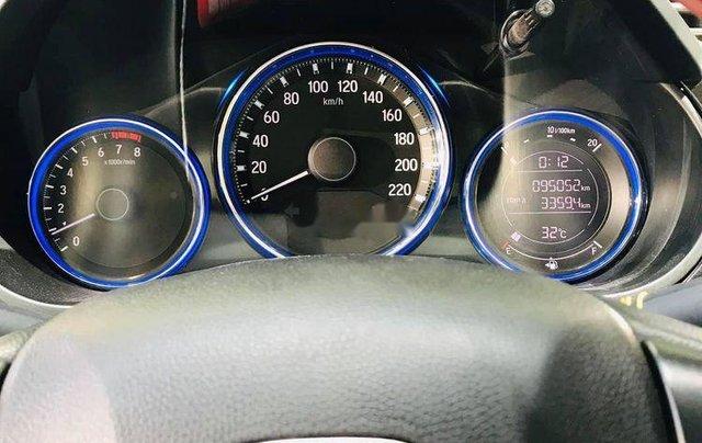 Bán xe Honda City năm sản xuất 2016, màu trắng số sàn, giá chỉ 400 triệu1