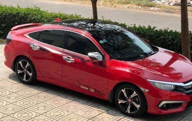 Bán ô tô Honda Civic đời 2017, màu đỏ, xe nhập2