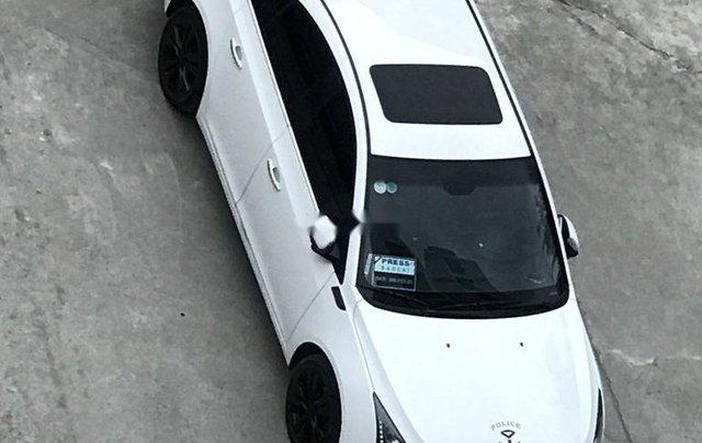 Bán Chevrolet Cruze năm sản xuất 2017, màu trắng chính chủ1